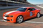 2010 Chevrolet Camaro SS Indy 500 Pace Car
