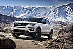 Ford-Explorer XLT Sport Appearance Package 2017 img-03