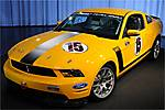 2011 Ford Mustang Boss 302R