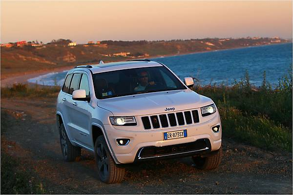 Jeep Grand Cherokee EU