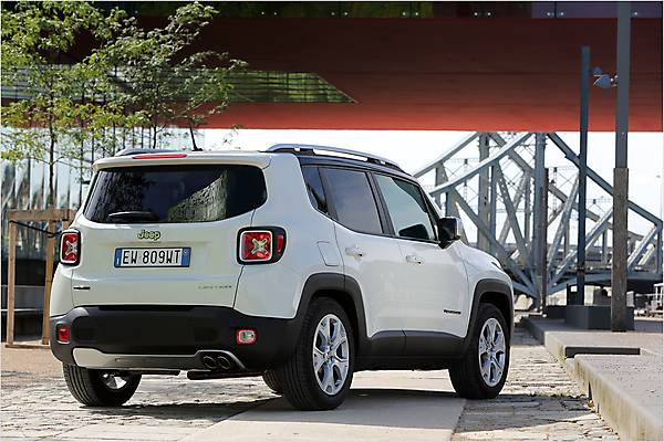 Видео Jeep Renegade