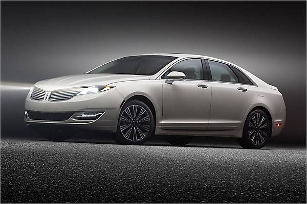 Lincoln MKZ Black Label Concept