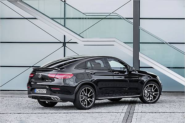Mercedes-Benz GLC43 AMG 4Matic Coupe