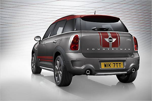 Видео Mini Countryman Park Lane