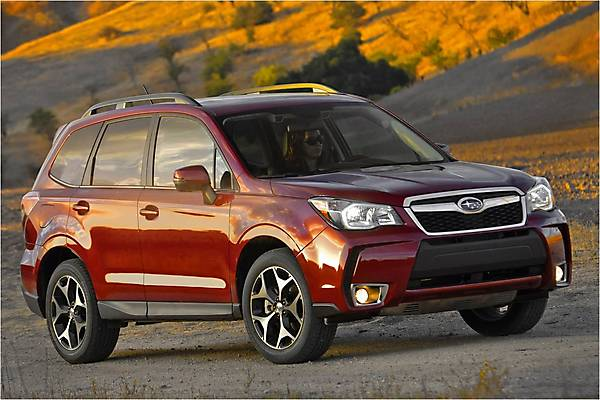 Subaru Forester US